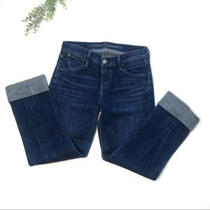 Citizens of Humanity   COH Dani Cropped Jeans 25